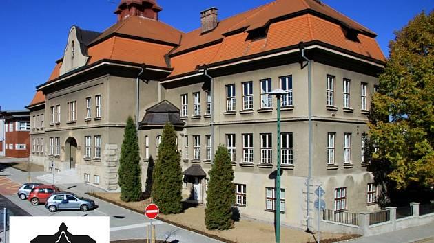 Chotěbořské gymnázium.