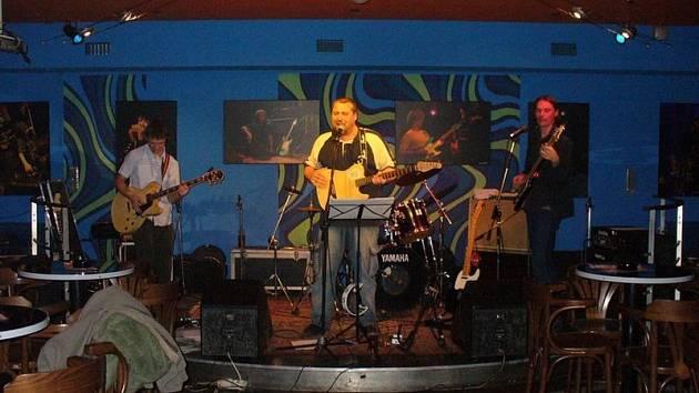 Funky i jazz. V Kamenici nad Lipou se představí i populární písecká kapela Cohiba, která vznikla před třemi lety.