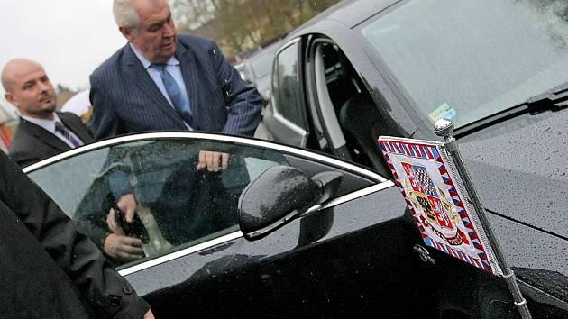 Třídenní oficiální návštěva hlavy státu v kraji vyvrcholí v pátek na Havlíčkobrodsku.