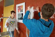 Snímky z Přibyslavi na výstavě Region Press Foto.