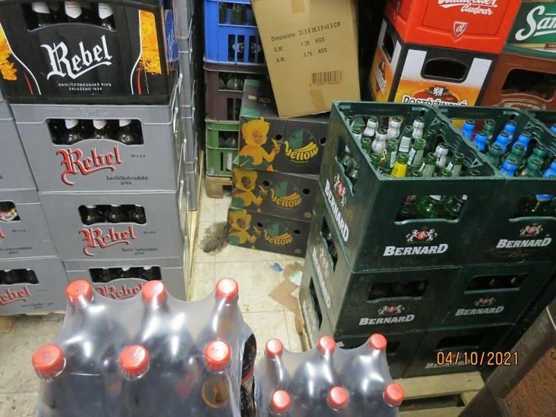 Fotografie ze skladu Billy. se souhlasem Stání zemědělské a potravináské inspekce.
