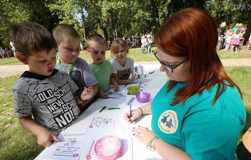 nabídka zájmových kroužků pro děti