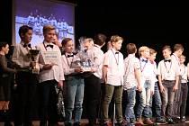 Udílení cen Sportovec roku 2018 ve Světlé nad Sázavou