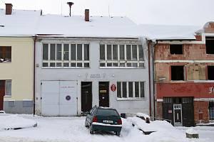 Současné sídlo lipnických hasičů.