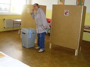 Učitelka Alena Slavíková.