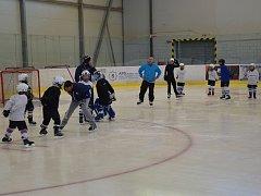 Na konci srpna si led zarezervovali organizátoři projektu Hockey Bunnies, zabývajícího se výchovou mladých hokejistů, pro mezinárodní mládežnický turnaj Bunnies Cup 2016.