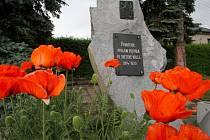 Pomník v Krucemburku.