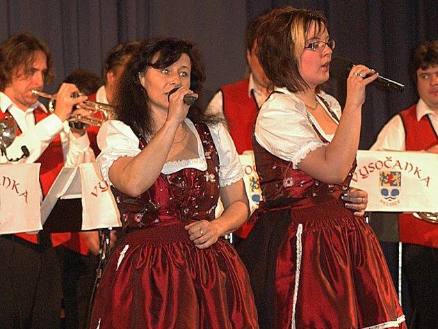 Brtnická Vysočanka je mezi milovníky dechovky populární.