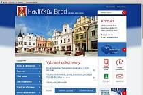 Nejlepší webové stránky mezi městy v Kraji Vysočina má letos Havlíčkův Brod. Ilustrační foto.