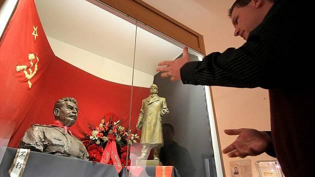 O tom, jak vypadala na Pelhřimovsku padesátá léta, si mohli udělat představu návštěvníci expozice, kterou před dvěma roky připravilo pelhřimovské Muzeum Vysočiny.