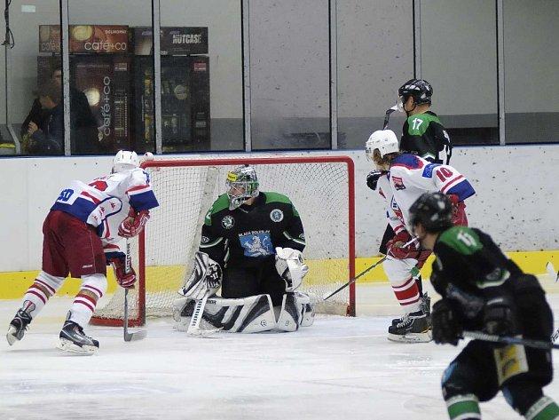 Černou sérii zažili extraligoví  dorostenci HC Rebel Havlíčkův Brod, když prohráli všechna svá utkání.