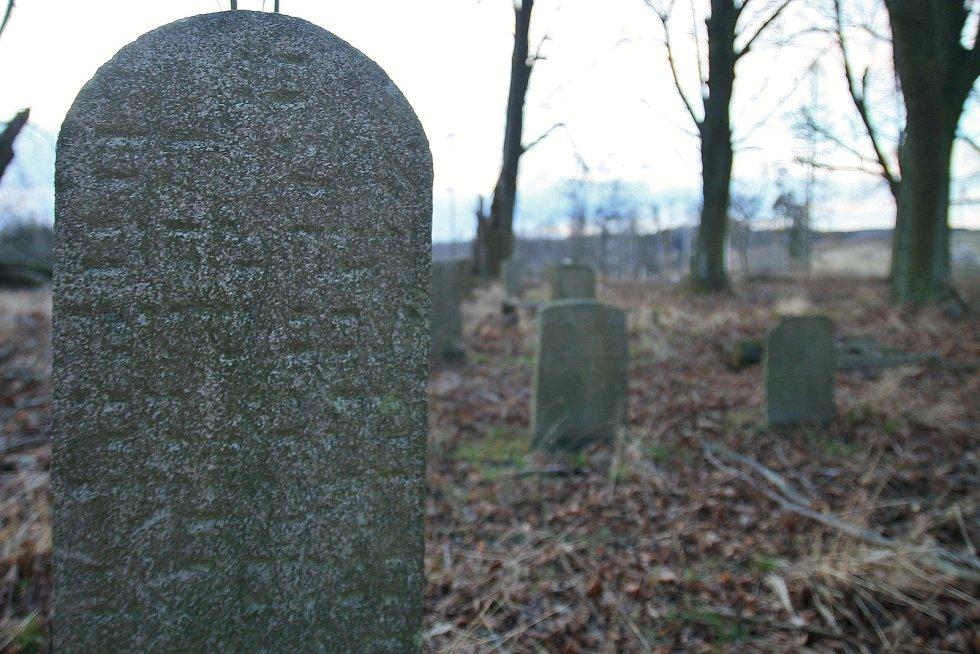 Židovský tyfový hřbitov v Havlíčkově Brodě.