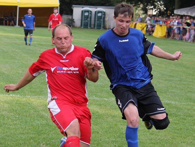 Bojovnost byla vidět v pohárovém zápase Pohled – Přibyslav. Hosté dokázali potrestat všechny chyby domácích a zaslouženě vyhráli 6:2.