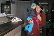 První ročník kuchařského zápolení vyhlásily ženy v Tasicích.