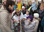 V neděli 11. února masopustní průvod zamíří do Havlíčkova Brodu