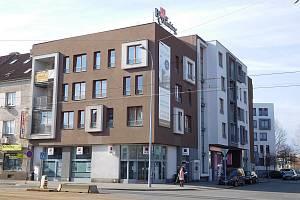 První sídlo Kraje Vysočina bylo v budově Komerční banky Jihlava.