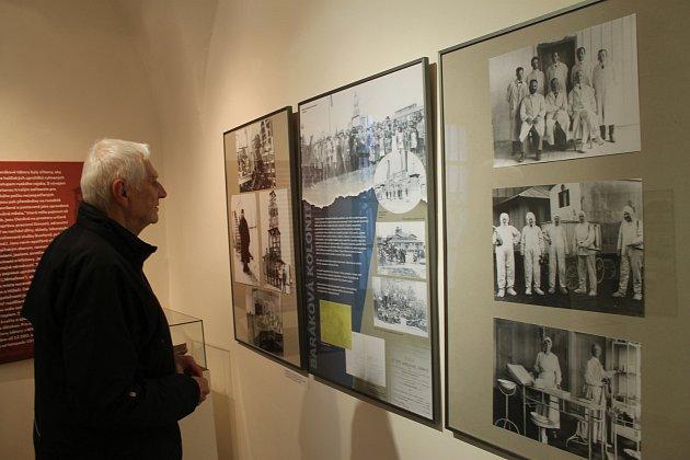 Výstava s názvem Vyhnaní. Uprchlíci 1914-1918 v Muzeu Vysočiny Havlíčkův Brod potrvá do 15. dubna.