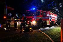 Sbor dobrovolných hasičů v Golčově Jeníkově