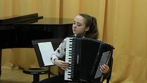 Malý březnový koncert dětí ze ZUŠ Ledeč nad Sázavou