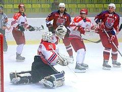Zápas Havlíčkova Brodu s Pelhřimovem musely rozhodnout až samostatné nájezdy.