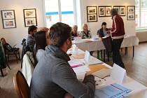 Krajské a senátní volby provázel na Havlíčkobrodsku jen malý zájem voličů.