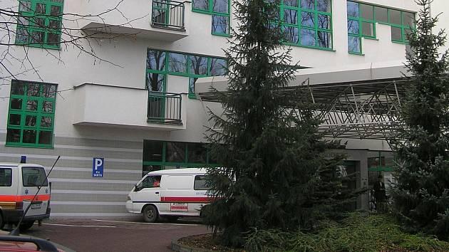 Brodskou nemocnici čekají na podzim velké změny. Foto: Deník/Štěpánka Saadouni