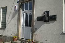 Rodný dům malíře Jana Zrzavého v Okrouhlici.