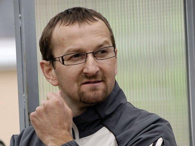Leoš Mitas, trenér HC Slovan Havlíčkův Brod
