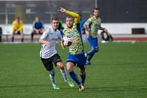 Fotbalisté Slovanu se připravují individuálně.