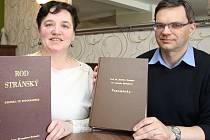 Manželé Havlíkovi přijeli na Vysočinu ze slezské Opavy za pátráním po rodinných vazbách.