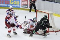 Starší padli, mladší zazářili. Taková je stručná bilance hokejových dorostenců HC Rebel.