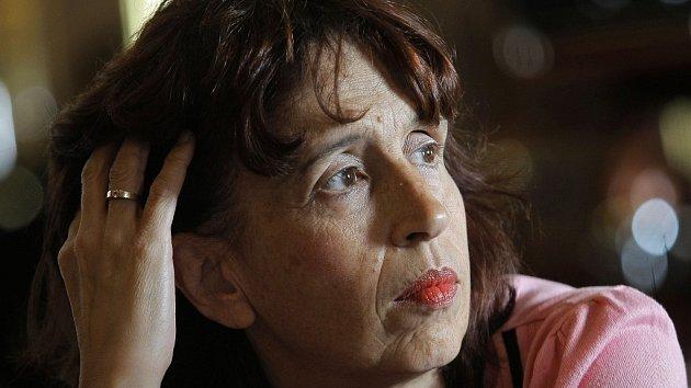 Spisovatelka Markéta Hejkalová.