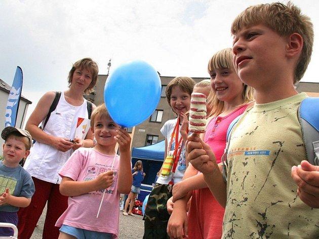Akce Den s Deníkem zavítala již naposledy do Ždírce nad Doubravou.