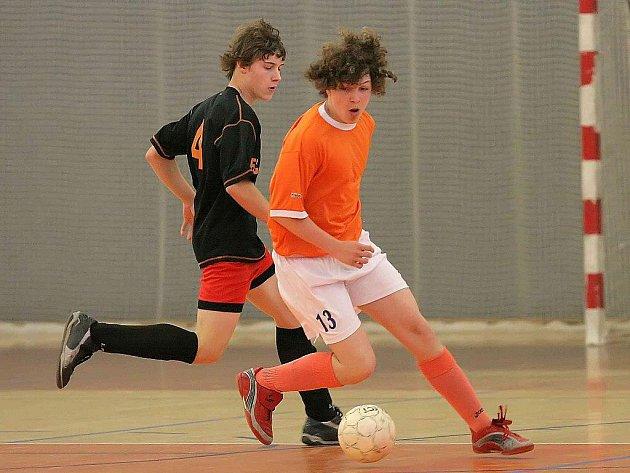 Dvě vítězství si připsali futsalisté Pribiny Hesov v divizní soutěži skupiny D.