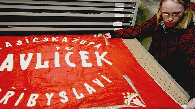 V prosinci 1900 byla v Přibyslavi založena hasičská župa Havlíček. Hlásily se do ní sbory z východního Německobrodska, ze západního Žďárska a dokonce z Chotěboře. Památkou na župu je prapor vyšitý přibyslavskými ženami.