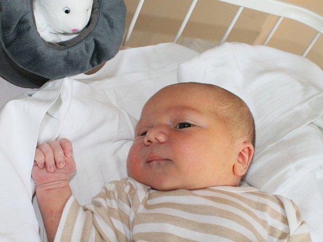 David Nádvorník, Humpolec, 20. 06. 2012, 4100 g