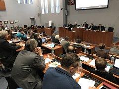 Kraj Vysočina ve spolupráci s Povodím Vltavy uspořádal seminář věnovaný vodní nádrži Švihov.