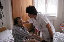 LDN. Léčebna v Háji pečuje hlavně o seniory, kteří se o sebe nemohou starat