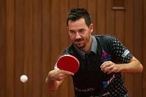 Tak hraje lídr týmu. Tomáš Tregler vyhrál všechny tři své duely.