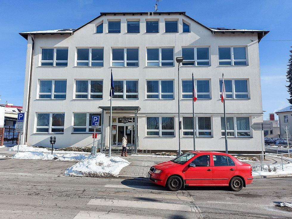 Městský úřad v Havlíčkově Brodě.