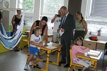Ve speciální třídě přibyslavské základní školy se budou děti učit hlavně samostatnosti a sebeobsluze.
