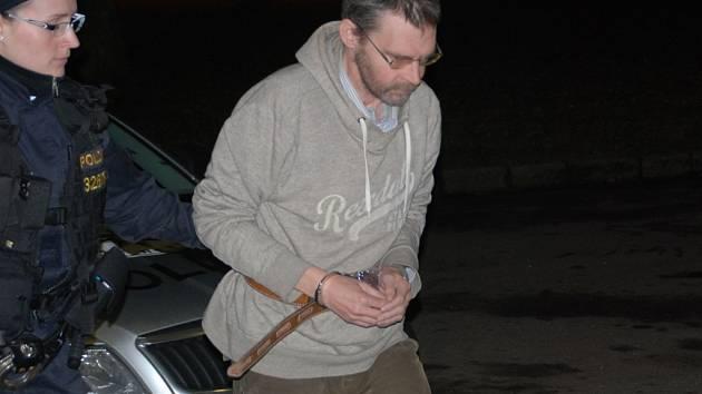 Jiří Majer byl vzat do vazby společně s dalšími čtyřmi spoluobviněnými minulý týden. O vazbě rozhodoval Okresní soud v Jihlavě.