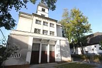 Budova Husova sboru.