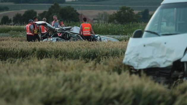 Nejvíc obětí, pět, si tento rok zatím dopravní nehody vyžádaly na Havlíčkobrodsku. Těžce zraněno bylo letos na silnicích celé Vysočiny 78 lidí. Ilustrační foto.
