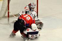 Pokud v dalších deseti zápasech mladší dorostenci HC Rebel udrží svůj náskok, nemine je postup do extraligy.