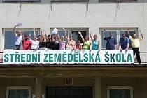 Tatko se po 112 letech loučila brodská střední zemědělská škola.