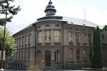 Školní budova, ve které naposled sídlila brodská obchodní akademie, na své další využití stále čeká.