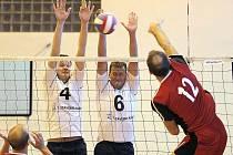 Druhé zápasy vyšly volejbalistům i volejbalistkám o víkendu.