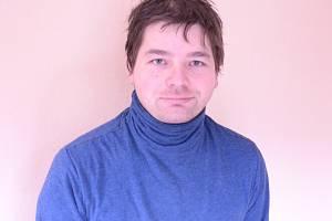 Milan Sochora žije a tvoří v Reynkově Petrkově.