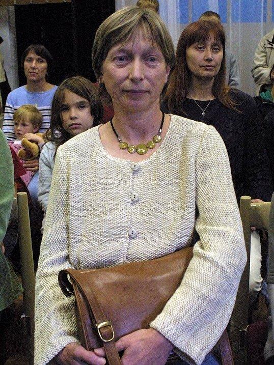Vítězkou soutěže s názvem Dopište Klímu se stala Alena Šimková z Karlových Varů.